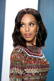 Kerri Washington Photo - BEVERLY HILLS LOS ANGELES CALIFORNIA USA - FEBRUARY 09 Kerry Washington arrives at the 2020 Vanity Fair Oscar Party held at the Wallis Annenberg Center for the Performing Arts on February 9 2020 in Beverly Hills Los Angeles California United States (Photo by Xavier CollinImage Press Agency)