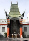 Eric Garcetti Photo - HOLLYWOOD LOS ANGELES CALIFORNIA USA - MARCH 31 A view of the TCL Chinese Theatre IMAX on March 31 2020 in Hollywood Los Angeles California United States Los Angeles tourism and entertainment industry businesses are temporarily closed amid the coronavirus COVID-19 pandemic after the Safer at Home order issued by both Los Angeles Mayor Eric Garcetti at the county level and California Governor Gavin Newsom at the state level on Thursday March 19 2020 which will stay in effect until at least April 19 2020 (Photo by Xavier CollinImage Press Agency)