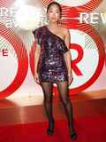 Aimee Song Photo - LAS VEGAS NV USA - NOVEMBER 09 Aimee Song at the 2nd Annual REVOLVEawards held at the Palms Casino Resort on November 9 2018 in Las Vegas Nevada United States (Photo by Xavier CollinImage Press Agency)