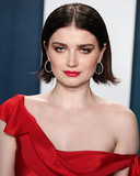 Eve Photo - BEVERLY HILLS LOS ANGELES CALIFORNIA USA - FEBRUARY 09 Eve Hewson arrives at the 2020 Vanity Fair Oscar Party held at the Wallis Annenberg Center for the Performing Arts on February 9 2020 in Beverly Hills Los Angeles California United States (Photo by Xavier CollinImage Press Agency)