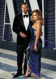 Wallis Annenberg Photo - (FILE) Jennifer Lopez and Alex Rodriguez Retain JPMorgan to Raise Money for Mets Bid Retired baseball star Alex Rodriguez and his fiance recording artist and actor Jennifer Lopez have retained JPMorgan Chase to raise capital for a possible bid on the New York Mets people familiar with the matter said BEVERLY HILLS LOS ANGELES CALIFORNIA USA - FEBRUARY 24 American retired Baseball shortstop Alexander Rodriguez and girlfriendsingeractress Jennifer Lopez (wearing Zuhair Murad Couture) arrive at the 2019 Vanity Fair Oscar Party held at the Wallis Annenberg Center for the Performing Arts on February 24 2019 in Beverly Hills Los Angeles California United States (Photo by Xavier CollinImage Press Agency)
