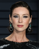 Caitriona Balfe Photo - BEVERLY HILLS LOS ANGELES CA USA - FEBRUARY 24 Caitriona Balfe arrives at the 2019 Vanity Fair Oscar Party held at the Wallis Annenberg Center for the Performing Arts on February 24 2019 in Beverly Hills Los Angeles California United States (Photo by Xavier CollinImage Press Agency)