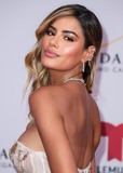Ariadna Gutierrez Photo - LAS VEGAS NEVADA USA - APRIL 25 Ariadna Gutierrez arrives at the 2019 Billboard Latin Music Awards held at the Mandalay Bay Events Center on April 25 2019 in Las Vegas Nevada United States (Photo by Xavier CollinImage Press Agency)