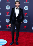 Alvaro Soler Photo - HOLLYWOOD LOS ANGELES CA USA - OCTOBER 25 Alvaro Soler at the 2018 Latin American Music Awards held at the Dolby Theatre on October 25 2018 in Hollywood Los Angeles California United States (Photo by Xavier CollinImage Press Agency)