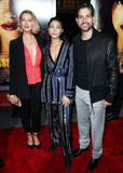 Adam Rodriguez Photo - LOS ANGELES CA USA - JANUARY 30 Yael Grobglas and Adam Rodriguez arrive at the Los Angeles Premiere Of Columbia Pictures Miss Bala held at Regal Cinemas LA Live Stadium 14 on January 30 2019 in Los Angeles California United States (Photo by Xavier CollinImage Press Agency)