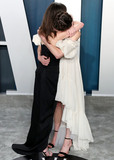 Margaret Mad Photo - BEVERLY HILLS LOS ANGELES CALIFORNIA USA - FEBRUARY 09 Rainey Qualley and Margaret Qualley arrive at the 2020 Vanity Fair Oscar Party held at the Wallis Annenberg Center for the Performing Arts on February 9 2020 in Beverly Hills Los Angeles California United States (Photo by Xavier CollinImage Press Agency)