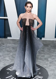 Rowan Blanchard Photo - BEVERLY HILLS LOS ANGELES CALIFORNIA USA - FEBRUARY 09 Rowan Blanchard arrives at the 2020 Vanity Fair Oscar Party held at the Wallis Annenberg Center for the Performing Arts on February 9 2020 in Beverly Hills Los Angeles California United States (Photo by Xavier CollinImage Press Agency)