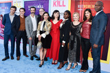 Alexandra Daddario Photo - BEVERLY HILLS LOS ANGELES CALIFORNIA USA - AUGUST 07 Jack Davenport Sam Jaeger Reid Scott Marc Cherry Lucy Liu Ginnifer Goodwin Kirby Howell-Baptiste Sadie Calvano Alexandra Daddario and Kevin Daniels arrive at the Los Angeles Premiere Of CBS All Access Why Women Kill held at the Wallis Annenberg Center for the Performing Arts on August 7 2019 in Beverly Hills Los Angeles California United States (Photo by Image Press Agency)