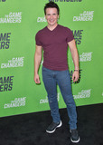 Hal Sparks Photo - HOLLYWOOD LOS ANGELES CALIFORNIA USA - SEPTEMBER 05 Hal Sparks arrives at the Los Angeles Premiere Of The Game Changers held at ArcLight Cinemas Hollywood on September 5 2019 in Hollywood Los Angeles California United States (Photo by Image Press Agency)