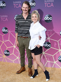 Josh Pence Photo - WEST HOLLYWOOD LOS ANGELES CALIFORNIA USA - AUGUST 05 Josh Pence and AJ Michalka arrive at the Disney ABC Television Group TCA Summer Press Tour All-Star Party 2019 held at Soho House West Hollywood on August 5 2019 in West Hollywood Los Angeles California United States (Photo by Xavier CollinImage Press Agency)