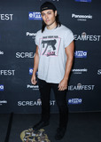 The Darkness Photo - HOLLYWOOD LOS ANGELES CALIFORNIA USA - OCTOBER 17 Actor Blair Redford arrives at the Screamfest Closing Night Screening Of We Summon The Darkness held at TCL Chinese 6 Theatres on October 17 2019 in Hollywood Los Angeles California United States (Photo by Xavier CollinImage Press Agency)