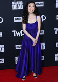 Angela Kang Photo - HOLLYWOOD LOS ANGELES CALIFORNIA USA - SEPTEMBER 23 Angela Kang arrives at the Los Angeles Special Screening Of AMCs The Walking Dead Season 10 held at the TCL Chinese Theatre IMAX on September 23 2019 in Hollywood Los Angeles California United States (Photo by Xavier CollinImage Press Agency)