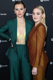 Aly Michalka Photo - WEST HOLLYWOOD LOS ANGELES CALIFORNIA USA - JANUARY 23 Aly Michalka and AJ Michalka arrive at the Spotify Best New Artist 2020 Party held at The Lot Studios on January 23 2020 in West Hollywood Los Angeles California United States (Photo by Xavier CollinImage Press Agency)