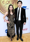 Alex Shibutani Photo - WEST HOLLYWOOD LOS ANGELES CA USA - JANUARY 05 Maia Shibutani and Alex Shibutani arrive at the 6th Annual Gold Meets Golden Event held at The House On Sunset on January 5 2019 in West Hollywood Los Angeles California United States (Photo by Xavier CollinImage Press Agency)