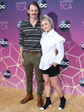 AJ Michalka Photo - WEST HOLLYWOOD LOS ANGELES CALIFORNIA USA - AUGUST 05 Josh Pence and AJ Michalka arrive at the Disney ABC Television Group TCA Summer Press Tour All-Star Party 2019 held at Soho House West Hollywood on August 5 2019 in West Hollywood Los Angeles California United States (Photo by Xavier CollinImage Press Agency)
