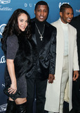 Nicole Pantenburg Photo - LOS ANGELES CA USA - JANUARY 05 Nicole Pantenburg Babyface (Kenneth Brian Edmonds) and Usher (Usher Raymond IV) arrive at The Art Of Elysiums 12th Annual Heaven Gala held at a Private Venue on January 5 2019 in Los Angeles California United States (Photo by Xavier CollinImage Press Agency)