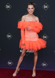 Anne Winters Photo - SANTA MONICA LOS ANGELES CALIFORNIA USA - NOVEMBER 10 Anne Winters arrives at the 2019 E Peoples Choice Awards held at Barker Hangar on November 10 2019 in Santa Monica Los Angeles California United States (Photo by Xavier CollinImage Press Agency)