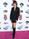 Lisa Rinna Photo - HOLLYWOOD LOS ANGELES CALIFORNIA USA - MARCH 08 Actress Lisa Rinna arrives at the 2020 Christian Cowan x Powerpuff Girls Runway Show Season II held at NeueHouse Los Angeles on March 8 2020 in Hollywood Los Angeles California United States (Photo by Xavier CollinImage Press Agency)