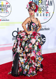 Dolce and Gabbana Photo - (FILE) Cardi B And Fashion Nova Are Giving Away 1000 Per Hour Amid Coronavirus COVID-19 Pandemic Fashion Nova and Cardi B are donating 1000 every hour for the next 42 days until theyve given away 1 million to those affected by the coronavirus pandemic LOS ANGELES CALIFORNIA USA - OCTOBER 09 Rapper Cardi B (Belcalis Marlenis Almanzar) wearing a Dolce and Gabbana dress styled by Kollin Carter arrives at the 2018 American Music Awards held at the Microsoft Theatre LA Live on October 9 2018 in Los Angeles California United States (Photo by Xavier CollinImage Press Agency)