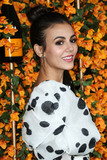Will Rogers Photo - PACIFIC PALISADES LOS ANGELES CA USA - OCTOBER 06 Actress Victoria Justice wearing an Aje dress arrives at the 9th Annual Veuve Clicquot Polo Classic Los Angeles held at Will Rogers State Historic Park on October 6 2018 in Pacific Palisades Los Angeles California United States (Photo by Xavier CollinImage Press Agency)