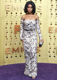 Lyric Photo - LOS ANGELES CALIFORNIA USA - SEPTEMBER 22 Lyric Ross arrives at the 71st Annual Primetime Emmy Awards held at Microsoft Theater LA Live on September 22 2019 in Los Angeles California United States (Photo by Xavier CollinImage Press Agency)