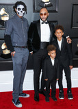 Ali Farka Tour Photo - LOS ANGELES CALIFORNIA USA - JANUARY 26 Prince Nasir Dean Swizz Beatz Genesis Ali Dean and Egypt Daoud Dean arrive at the 62nd Annual GRAMMY Awards held at Staples Center on January 26 2020 in Los Angeles California United States (Photo by Xavier CollinImage Press Agency)