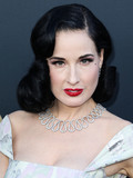 Alec Baldwin Photo - BEVERLY HILLS LOS ANGELES CALIFORNIA USA - SEPTEMBER 07 Dita Von Teese arrives at the Comedy Central Roast Of Alec Baldwin held at the Saban Theatre on September 7 2019 in Beverly Hills Los Angeles California United States (Photo by David AcostaImage Press Agency)