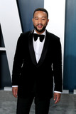 John Legend Photo - BEVERLY HILLS LOS ANGELES CALIFORNIA USA - FEBRUARY 09 John Legend arrives at the 2020 Vanity Fair Oscar Party held at the Wallis Annenberg Center for the Performing Arts on February 9 2020 in Beverly Hills Los Angeles California United States (Photo by Xavier CollinImage Press Agency)