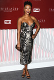 Samira Wiley Photo - LOS ANGELES CA USA - FEBRUARY 20 Actress Samira Wiley arrives at the VH1 Trailblazer Honors 2019 held at The Wilshire Ebell Theatre on February 20 2019 in Los Angeles California United States (Photo by Image Press Agency)