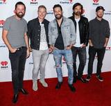 Trevor Rosen Photo - LAS VEGAS NEVADA USA - SEPTEMBER 20 Brad Tursi Trevor Rosen Matthew Ramsey Geoff Sprung and Whit Sellers of Old Dominion arrive at the 2019 iHeartRadio Music Festival - Night 1 held at T-Mobile Arena on September 20 2019 in Las Vegas Nevada United States (Photo by David AcostaImage Press Agency)