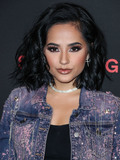 Gomez Photo - LOS ANGELES CA USA - NOVEMBER 16 Becky G Rebbeca Marie Gomez at Spotifys Secret Genius Awards 2018 held at The Theatre at Ace Hotel on November 16 2018 in Los Angeles California United States (Photo by Xavier CollinImage Press Agency)