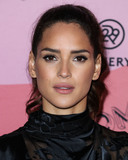 Adria Arjona Photo - LOS ANGELES CA USA - DECEMBER 04 Actress Adria Arjona arrives at the Refinery29 29Rooms Los Angeles 2018 Expand Your Reality Opening Party held at The Reef A Creative Habitat on December 4 2018 in Los Angeles California United States (Photo by Xavier CollinImage Press Agency)
