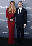 Cat Deeley Photo - CULVER CITY LOS ANGELES CALIFORNIA USA - NOVEMBER 09 Cat Deeley and Patrick Kielty arrive at the 2019 Baby2Baby Gala held at 3Labs on November 9 2019 in Culver City Los Angeles California United States (Photo by Xavier CollinImage Press Agency)