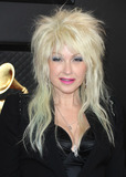 Cyndi Lauper Photo - LOS ANGELES CALIFORNIA USA - JANUARY 26 Cyndi Lauper arrives at the 62nd Annual GRAMMY Awards held at Staples Center on January 26 2020 in Los Angeles California United States (Photo by Xavier CollinImage Press Agency)