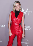 Brie Larson Photo - BEVERLY HILLS LOS ANGELES CALIFORNIA USA - OCTOBER 11 Actress Brie Larson arrives at Varietys Power Of Women Los Angeles 2019 held at The Beverly Wilshire Hotel (A Four Seasons Hotel) on October 11 2019 in Beverly Hills Los Angeles California United States (Photo by Xavier CollinImage Press Agency)