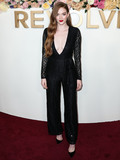 Larsen Thompson Photo - HOLLYWOOD LOS ANGELES CALIFORNIA USA - NOVEMBER 15 Larsen Thompson arrives at the 3rd Annual REVOLVEawards 2019 held at Goya Studios on November 15 2019 in Hollywood Los Angeles California United States (Photo by Xavier CollinImage Press Agency)