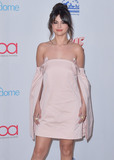 Gomez Photo - HOLLYWOOD LOS ANGELES CALIFORNIA USA - FEBRUARY 06 Singer Selena Gomez arrives at the 2020 Hollywood Beauty Awards held at the Taglyan Complex on February 6 2020 in Hollywood Los Angeles California United States (Photo by Image Press Agency)