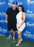Against Me Photo - (FILE) Rob Kardashian Says He Can No Longer Afford 20000 Per Month Child Support Payments Rob Kardashian has reportedly asked the courts to modify his child support payments to Blac Chyna regarding their two-year-old daughter Dream In papers obtained by The Blast Rob cites that he can no longer afford his 20000 per month payments from an agreement made back in 2012 In addition Rob reportedly said about the restraining order she filed against him earlier this year I have not participated in the filming of any episodes since this summer when Chyna filed a request for a restraining order against me Her request was widely publicized and I was scrutinized by the media LAS VEGAS NV USA - MAY 28 Rob Kardashian and Blac Chyna Host Memorial Day Weekend Party at Sky Beach Club at Tropicana Las Vegas on May 28 2016 in Las Vegas Nevada United States (Photo by Xavier CollinImage Press Agency)