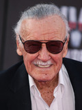 Editors Photo - (FILE) Stan Lee Dies At 95 Stan Lee the legendary writer editor and publisher of Marvel Comics whose fantabulous but flawed creations made him a real-life superhero to comic book lovers everywhere has died He was 95 Lee who began in the business in 1939 and created or co-created Black Panther Spider-Man the X-Men the Mighty Thor Iron Man the Fantastic Four the Incredible Hulk Daredevil and Ant-Man among countless other characters died early Monday morning at Cedars-Sinai Medical Center in Los Angeles a family representative told The Hollywood Reporter LOS ANGELES CA USA - APRIL 12 American comic book writer Stan Lee arrives at the Los Angeles Premiere Of Marvels Captain America Civil War held at the Dolby Theatre on April 12 2016 in Los Angeles California United States (Photo by Image Press Agency)