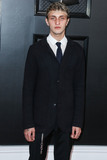 Anwar Hadid Photo - LOS ANGELES CALIFORNIA USA - JANUARY 26 Anwar Hadid arrives at the 62nd Annual GRAMMY Awards held at Staples Center on January 26 2020 in Los Angeles California United States (Photo by Xavier CollinImage Press Agency)