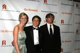 Alexandra Billings Photo - Christopher Reeve Foundation Celebrates a Magical Evening Gala at Marriott Marquis Hotel 1535 Broadway Dated 11-06-06 Photo by Paul Schmulbach-Globe Photos 2006 L to R-alexandra Bill Matthew Reeve