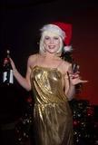Ann Jillian Photo - Ann Jillian at Christmas Party 1983 12974 Photo by Allan S Adler-ipol-Globe Photos Inc