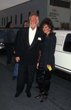 Kenny Rogers Photo - Kenny Rogers and Fiancee Wanda Miller 23rd Annual American Music Awards K3750la 1996 Photo by Lisa RoseGlobe Photos Inc