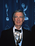 Mr Rogers Photo - 24th Annual Emmy Awards 052197 Fred Rogers (Mr Rogers) Photo by Mitchell LevyrangefinderGlobe Photos Inc 1997 Fredrogersretro