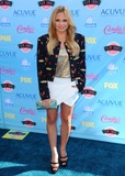 Ali Simpson Photo - Ali Simpson attending the 2013 Teen Choice Awards - Arrivals Held at the Gibson Amphitheatre in Universal City California on August 11 2013 Photo by D Long- Globe Photos Inc