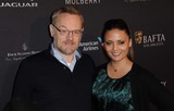 Allegra Riggio Photo - Jared Harris Allegra Riggio attending the Bafta Los Angeles 2015 Awardstea Party Held at the Four Seasons Hotel in Beverly Hills California on January 10 2015 Photo by D Long- Globe Photos Inc