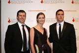 DANA REEVES Photo - The Christopher  Dana Reeve Foundation Hosts  a Magical Evening at Cipriani Wall Street in New York City Matthew  Alexandra  Will Reeve