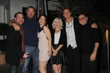 Kane Hodder Photo - John Schneider Hosts a Cast Dinner For His Newest Film Titled Smothered Cooks County Los Angeles CA 01042013 Malcom Danare Kane Hodder Shanna Forrestall Brea Grant John Schneider - (Director) and John Kassir Clinton H WallaceipolGlobe Photos Inc