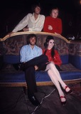 Bee Gees Photo - Bee Gees with Sister Leslie Mauricegibbretro
