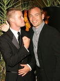 Jonathan Breck Photo - Eric Nenninger and Jonathan Breck - Jeepers Creepers 2 - Premiere - Egyptian Theater - Hollywood CA - 8252003 - Photo by Nina PrommerGlobe Photos Inc2003